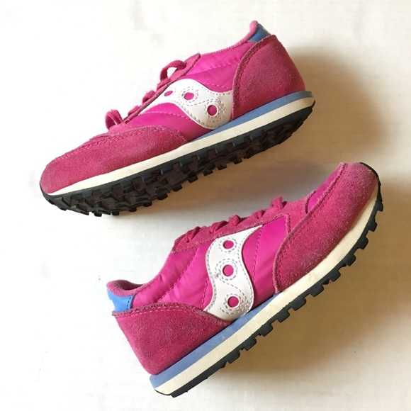d99e7f9ff0 Saucony Jazz Shoes 11.5 Toddler Little Girl Suede